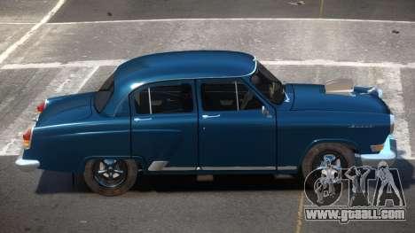 GAZ 21 RS for GTA 4