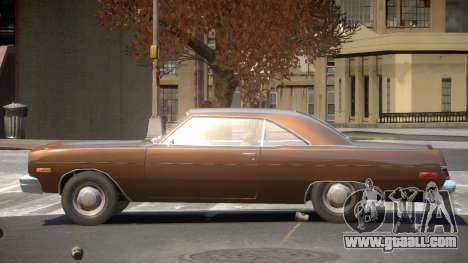 Dodge Dart RT for GTA 4