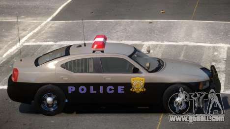 Dodge Charger SR Police for GTA 4