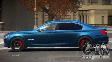 BMW 750Li E-Style for GTA 4