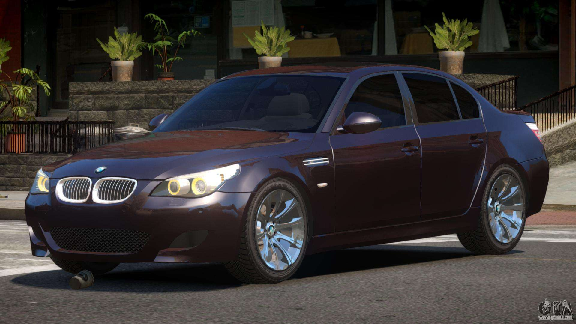 Bmw M5 E60 Custom For Gta 4