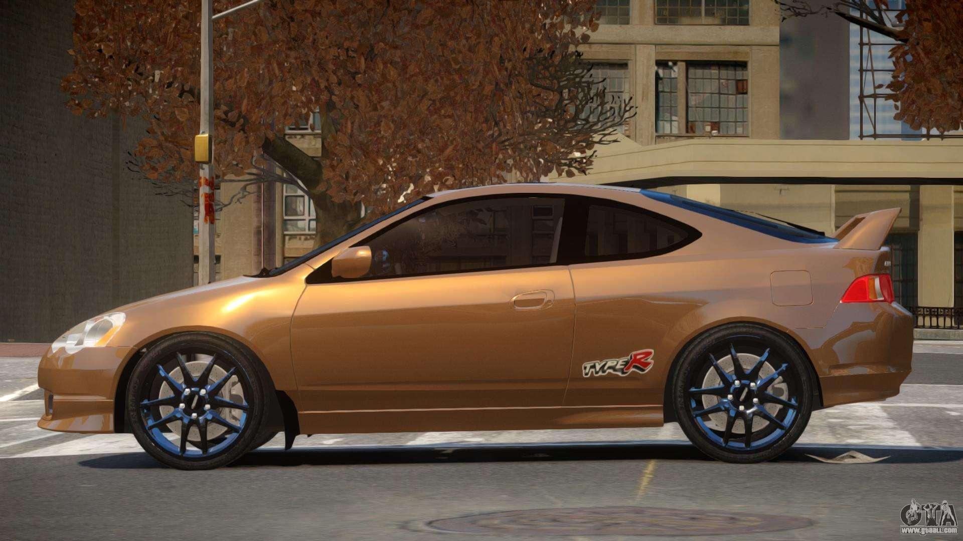 Acura RSX V2.1 for GTA 4