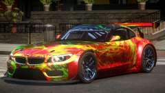 BMW Z4 GT-Sport PJ2 for GTA 4