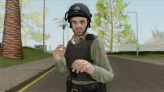 Trevor Philips (Maze Bank Heist) for GTA San Andreas