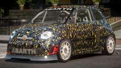 Fiat 500 L-Tuned PJ4 for GTA 4
