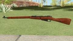 Mosin-Nagant M1891-30 (Red Orchestra 2) for GTA San Andreas