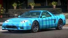 Acura NSX GT PJ5 for GTA 4