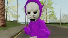 Tinky Winky (SlendyTubbies 3) for GTA San Andreas