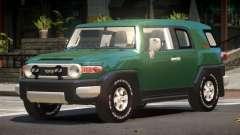 Toyota FJ Cruiser ST for GTA 4
