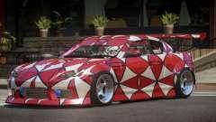 Mazda RX-8 V1.1 PJ2 for GTA 4