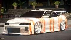 Mitsubishi Eclipse SR PJ6 for GTA 4
