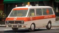 RAF 2203 Ambulance V1.0