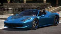 Ferrari 458 S-Tuned for GTA 4