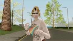 Random Female V3 (GTA Online) for GTA San Andreas