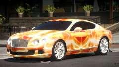 2013 Bentley Continental GT Speed PJ5 for GTA 4