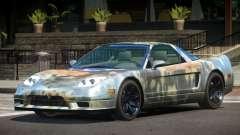 Acura NSX GT PJ4 for GTA 4