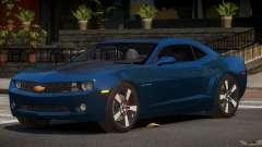 Chevrolet Camaro V2.3 for GTA 4