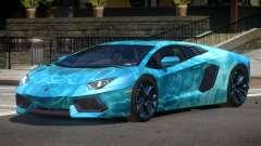 Lamborghini Aventador LP700 SR PJ1 for GTA 4