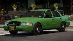 1997 Ford Crown Victoria Spec