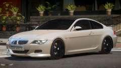 BMW M6 F12 SE for GTA 4