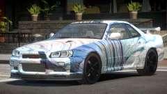 Nissan Skyline R34 L-Tuned PJ2 for GTA 4