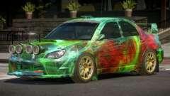 Subaru Impreza SR PJ3 for GTA 4