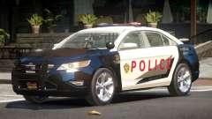 Ford Taurus RS Police for GTA 4