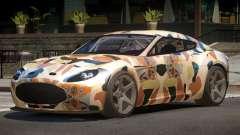 Aston Martin Zagato SR PJ1 for GTA 4