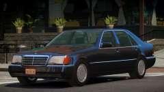 Mercedes Benz 600SEL V1.3 for GTA 4