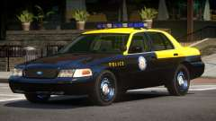Ford Crown Victoria Florida Police for GTA 4