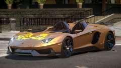 Lamborghini Aventador J V1.1 for GTA 4