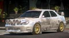 Subaru Impreza SR PJ1 for GTA 4