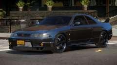 Nissan Skyline ST for GTA 4