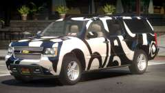 Chevrolet Suburban V2.1 PJ4 for GTA 4