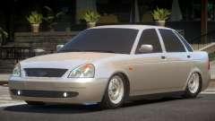 Lada Priora ZT for GTA 4