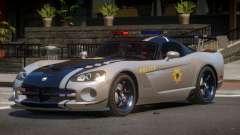 Dodge Viper RT Police