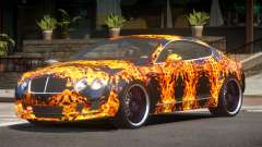 Bentley Continental GT Elite PJ1 for GTA 4