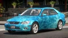 Lexus IS300 LS PJ1 for GTA 4