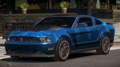 Ford Mustang 302 V1.1 PJ1 for GTA 4