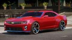 Chevrolet Camaro NR for GTA 4