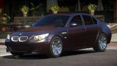 BMW M5 E60 Custom for GTA 4