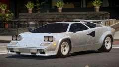 1985 Lamborghini Countach LP500 QV PJ2 for GTA 4