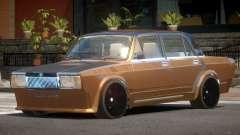 VAZ 2107 D-Style for GTA 4