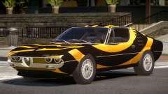 Alfa Romeo Montreal V1.0 PJ3 for GTA 4