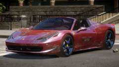 Ferrari 458 S-Tuned PJ4 for GTA 4