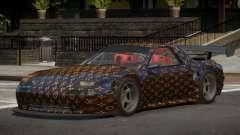 Mazda RX-7 GR73 PJ1 for GTA 4