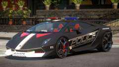 Lamborghini SE Police V1.3 for GTA 4
