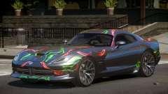 Dodge Viper GTS SV PJ4 for GTA 4