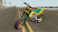 Aprilia MXV 450 for GTA San Andreas