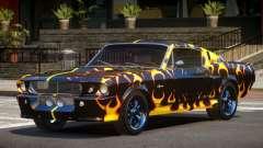 1968 Shelby GT500 PJ3 for GTA 4